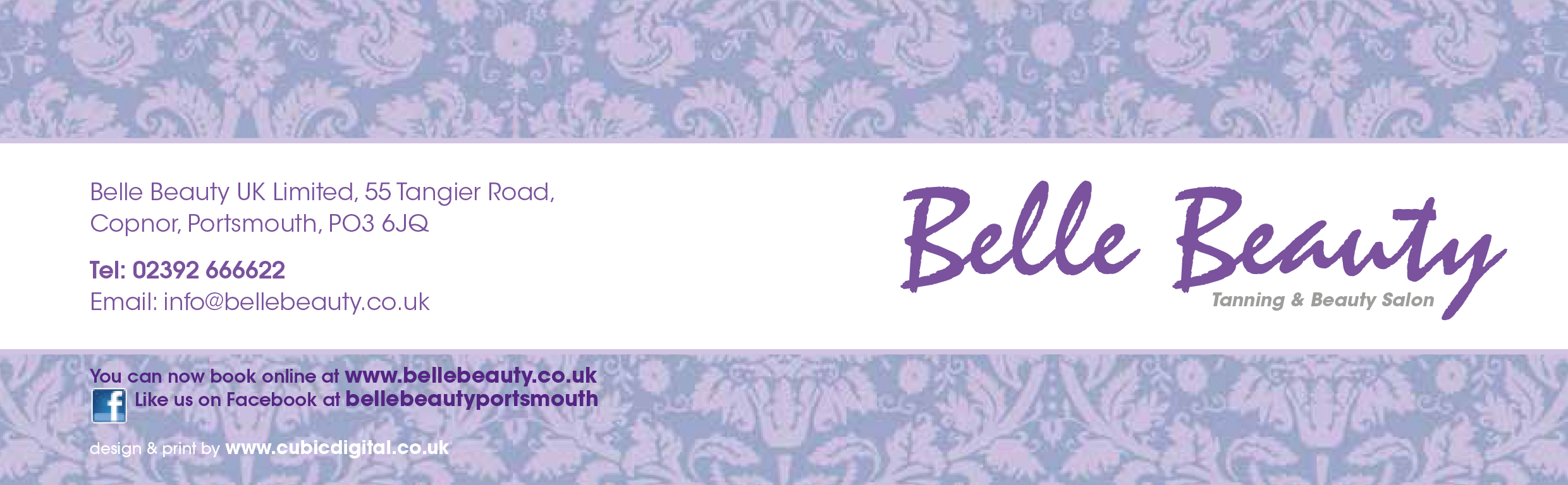 Beauty Treatments Gift Vouchers Available
