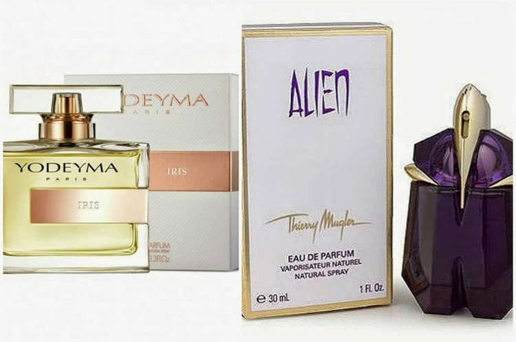 YODEYMA Perfumes and Fragrances
