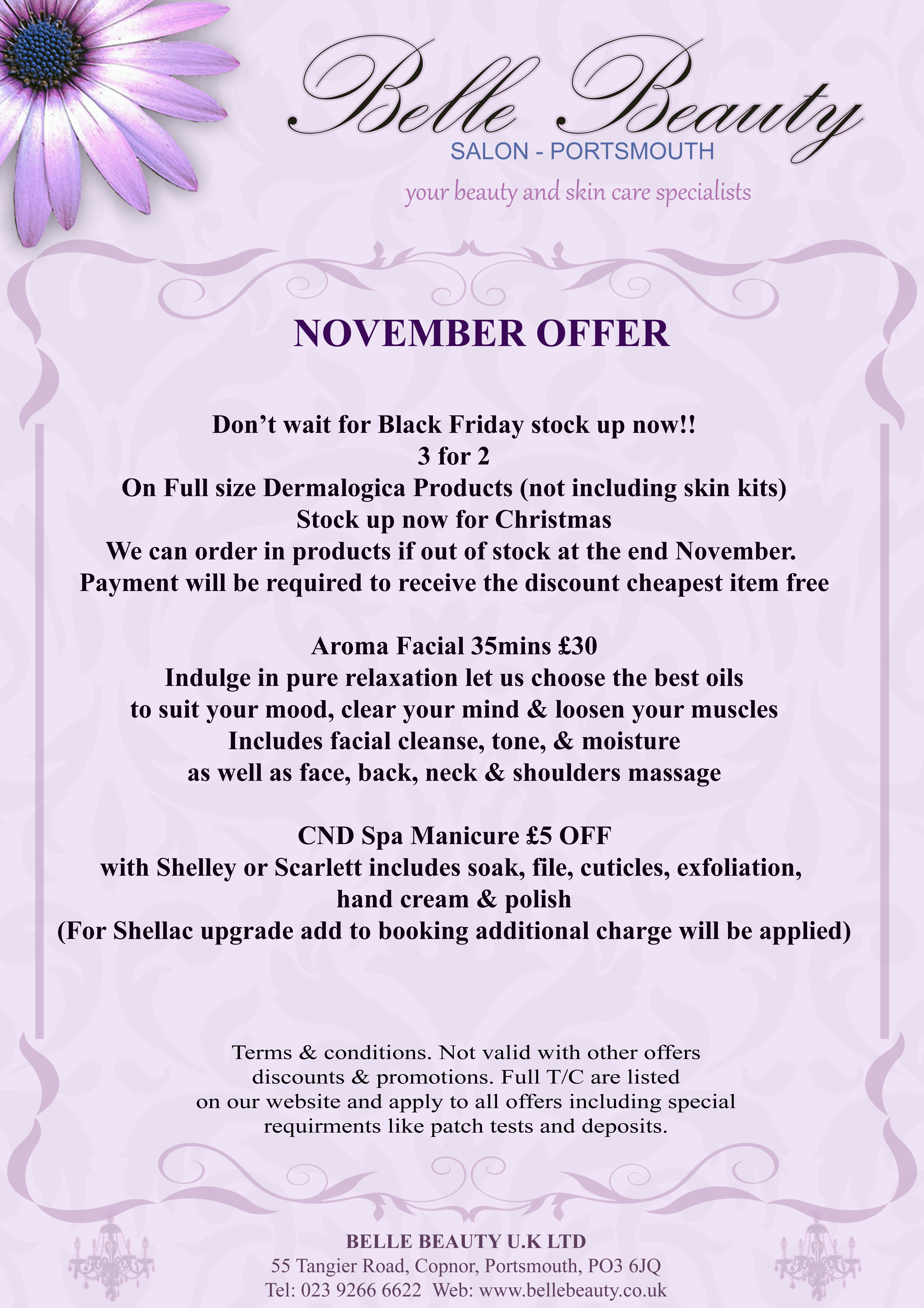 Latest Beauty Offer